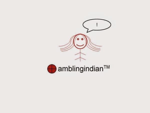ambling